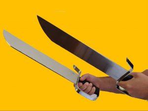 couteaux papillon kung fu