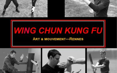 Cours de Kung-Fu Wing Chun pendant les vacances scolaires d'octobre 2020