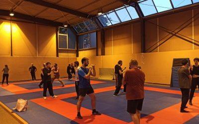 Cours de Kung-FU Wing Chun pendant les vacances…!